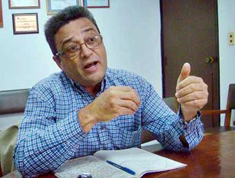 Miguel Limia. Foto: Diario Trabajadores