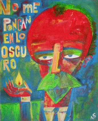 No me pogan en lo oscuro / a morir como un traidor / yo soy bueno, y como bueno / moriré de cara al sol. José Martí