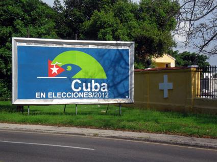 cuba elecciones 2012
