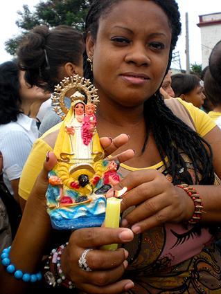 Mujer Cubana - Por Isbel Díaz Torres