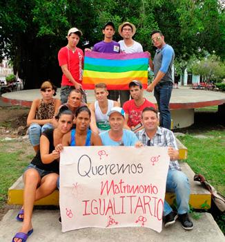Activistas-LGBT-en-Sagua-la-Grande-Cuba
