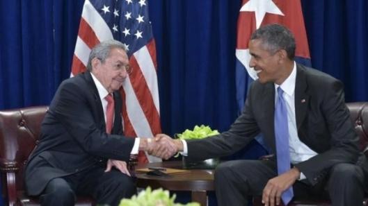 Obama-y-Castro-en-Naciones-Unidas.-Foto-AFP